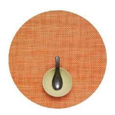 Chilewich - Basketweave Round Placemat, Set of 4