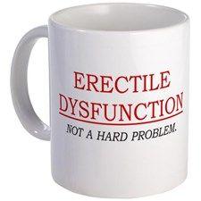 Erectile Dysfunction Mug - Gift Ideas for Medical Students