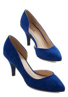c27e7e59b61 Cheerful Candor Ruffled Top. Blue HeelsShoes ...