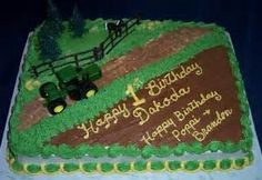 This Farm Tractor Cake Ideas and Designs