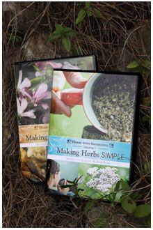 Making Herbs Simple