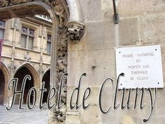 The Musée de Cluny, officially known as Musée National du Moyen Âge, is a museum in Paris, France.This national museum was established in 1843, partially constructed on the remains of Gallo-Roman baths dating from the third century