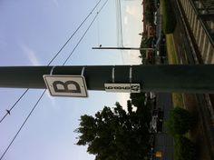 B STATIONING