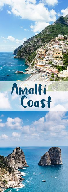 Amalfi Coast & Capri Travel Guide