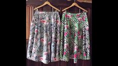 It is time to do some sewing again. I make two pairs of pants from the same palazzo pattern today. Both pairs have a fabric insert to make it a tad more inte. Sewing Blogs, Pairs, Videos, Pretty, Fabric, Pattern, Collection, Women, Fashion