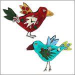Crow Clock by E. Drumm Designs. American Made. See the designer's work at the 2015 American Made Show, Washington DC. January 16-19, 2015. americanmadeshow.com #clock, #wood, #bird, #americanmade, #crow