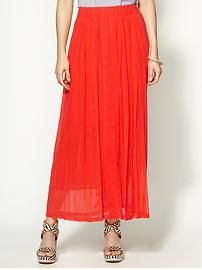 affordable maxi skirt