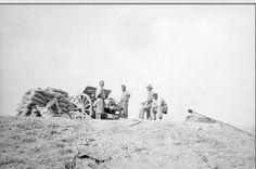 Brigadas Internacionales, artilleros del batallón Abraham Lincoln en la ofensiva a Belchite. Septiembre de 1937. pic.twitter.com/pX1I7CsL