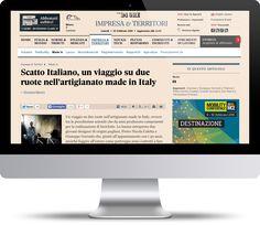 Scatto Italiano su Il Sole 24 Ore