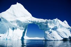 Eazywallz  - Arched iceberg Wall Mural, $129.00 (http://www.eazywallz.com/arched-iceberg-wall-mural/)