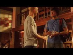 Smallville Season 2 Bloopers. Michael Rosenbaum and Tom Welling are so funny.