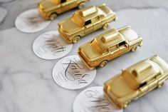 gilded taxi cab escort cards used for this NYC wedding. Wedding Blog, Wedding Photos, Car Wedding, Wedding Ideas, Wedding Favours, Wedding Reception, Reception Seating, Wedding Things, Wedding Designs
