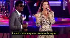 Pensando em Nós dois - Seu Jorge & Ivete Sangalo. What a fantastic duet!