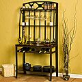 Upton Home Decorative Bakers/ Wine Storage Rack | Overstock.com Shopping - The Best Deals on Buffets