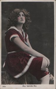 Gabrielle Ray (Shenley 202 X)