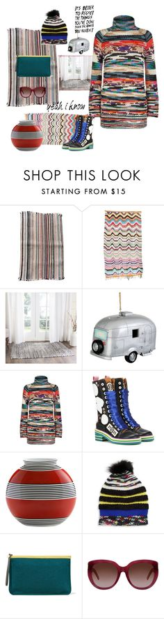"""""""Rag Rug Girl"""" by juliabachmann ❤ liked on Polyvore featuring Safavieh, Red Carpet Studios, Missoni, Maison Margiela, Missoni Home, M Missoni and Yves Saint Laurent"""