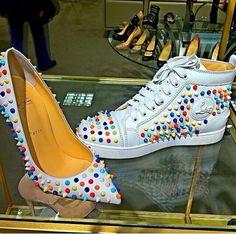 0d2736287e 16 Best Louboutin's images | Christian Louboutin Shoes, Court shoes ...