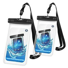 Waterproof Case, 2 Pack Firstbuy Phone Dry Bag Pouch for Outdoor Water sports,Case With Sensitive Screen Perfect For Apple iPhone7 7plus 6S 6S Plus Note 5 S7 S6 Edge LG,phones up to 6 inches(Black)  http://topcellulardeals.com/product/waterproof-case-2-pack-firstbuy-phone-dry-bag-pouch-for-outdoor-water-sportscase-with-sensitive-screen-perfect-for-apple-iphone7-7plus-6s-6s-plus-note-5-s7-s6-edge-lgphones-up-to-6-inches/  Superior Resistance — Professional certificatio #skiboataccessories
