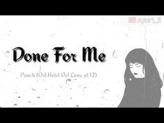 [INDO LIRIK]Punch (펀치) - Done For Me    Asthetic Lyrics Video (Rom/Indo) - YouTube Punch, Lyrics, Drama, Youtube, Movie Posters, Movies, 2016 Movies, Film Poster, Films