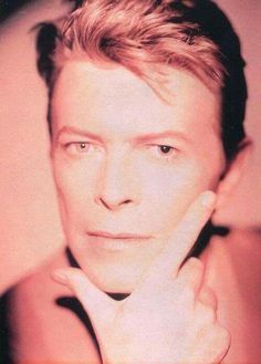 David Bowie, 1993.