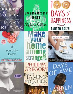 Looking for a good read this August? These 9 page-turners should be at the top of your reading list.