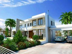 This house for sale in Larnaca in the Oroklini tourist area is opt. to buy home in Cyprus and to invest into real estate for permanent residency or holiday home. Investment Property, Property For Sale, Modern Properties, Luxury Swimming Pools, Three Bedroom House, Comfortable Living Rooms, Apartments For Sale, Real Estate Investing, Luxury Real Estate