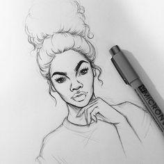 Gonna make a tutorial on coloring this one soon!   #fashionillustration #illustration #drawing #fashiondrawing #sketch #sketchbook #art #artist #nataliamillustrations #fashiondesign #design