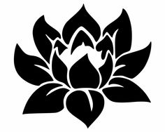 For your consideration is a die-cut vinyl Lotus Flower decal available in multiple sizes and colors. Vinyl decals will stick to any smooth clean surface includi Jeep Decals, Vinyl Decals, Truck Decals, Wall Decals, Wall Art, Stencil Patterns, Stencil Designs, Stencil Flor, Flower Stencils