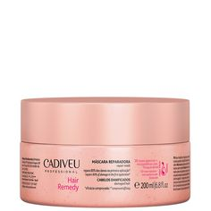 thumb Cadiveu Professional Hair Remedy Reparadora - Máscara 200ml