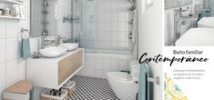 Baño familiar contemporaneo. Si te gusta el minimalismo, haz de este estilo tu favorito. Llena de detalles pequeños pero de alto impacto, verás que el espacio de tu baño se amplifica. Alcove, Toilet, Bathtub, Bathroom, Minimalism, Space, Home, Projects, Style