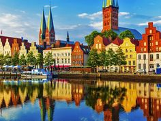 Lübeck, a UNESCO World Heritage site since 1987, was one of the great mercantile cities in the Middle Ages and today stands as one of the great hidden tourist gems in Germany | 10 Hidden Tourist Gems In Germany You Didn't Know About