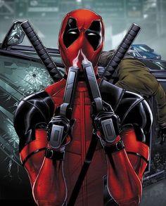 Marvel Universe Red Deadpool loose figure X-Men Marvel Comics, Marvel Art, Marvel Heroes, Deadpool Art, Deadpool Funny, Deadpool Photos, Pokemon Manga, Manga Anime, Xmen
