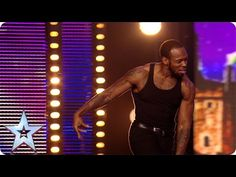 Stephen teaches Godson a new dance move | Britain's Got More Talent 2016 - YouTube