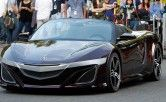 2012 Acura NSX Concept Car. I'll take two, please.