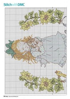 Gallery.ru / Фото #21 - Cross Stitch Crazy 129 - WhiteAngel