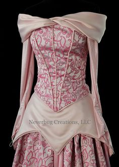 Sleeping Beauty New Parks Version Custom Costume (Limited Stock)