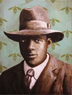 Wallace Henry Thurman (1902–1934) was an American novelist active during the Harlem Renaissance. He also wrote essays, worked as an editor, and was a publisher of short-lived newspapers and literary journals. He is best known for his novel The Blacker the Berry: A Novel of Negro Life (1929), which explores discrimination within the black community based on skin color, with lighter skin being more highly valued. | Art by Trent Call