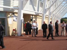 Unveiling of Swansea City Hall of Fame