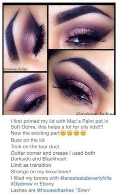 #naked3 #makeup_bylupe