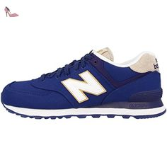 Baskets New Balance K1550 BO 40 Rouge