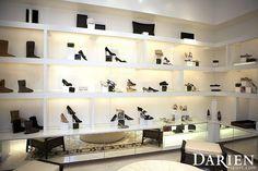 Ladies Shoe department at Darien Sport Shop located at 1127 Post Road Darien, CT 06820 www.dariensport.com