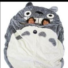 Totoro is sleepy time!! :/