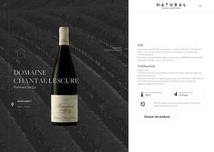 Natural Food & Beverages | CSS Website