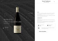 Natural Food & Beverages   CSS Website
