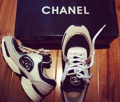 CHANEL SNEAKERS 4
