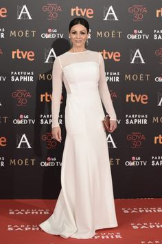 Ana Álvarez #goya2016 #alfombraroja #galagoyas
