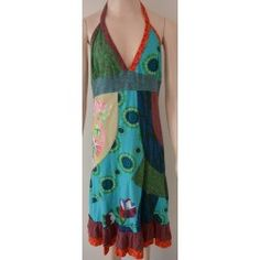 Desigual dámské šaty modré L Summer Dresses, Fashion, Moda, Summer Sundresses, Fashion Styles, Fashion Illustrations, Summer Clothing, Summertime Outfits, Summer Outfit