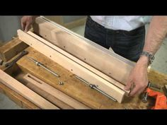 Mortising Jig for the Plunge Router - YouTube
