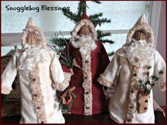 Snugglebug Blessings Santa's
