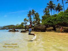 Ilha de Boipeba, Bahia, Brasil.
